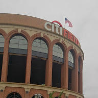 Citi Field Stadium, New York Mets vs Texas Rangers