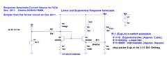 Variable-Response Current Source for VCA Part 3