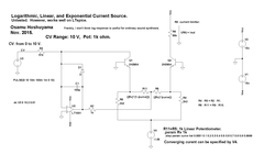 Variable Response Current Sources for VCA, Pt. 3.