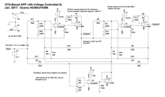 OTA-Based APF with Voltage Controlled Q.