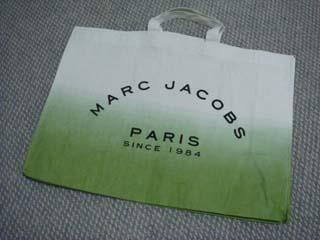 MARC JACOBS エコバッグ
