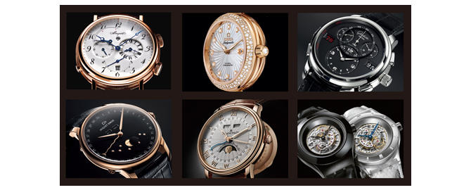 オメガ 「Precious Watch Collection」 開催