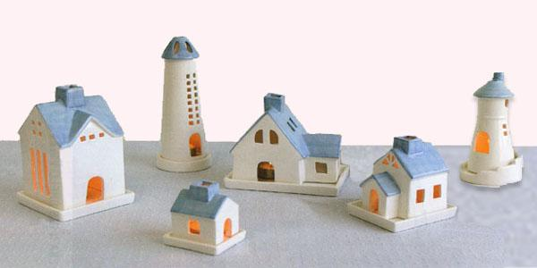 Dormer Candle House