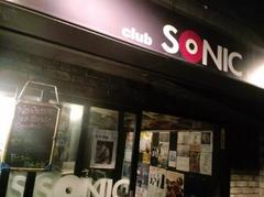 「No.Guitar No.SONIC」 IN club SONIC iwaki