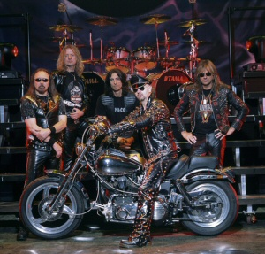 Judas Priest with Queensryche in Dallas