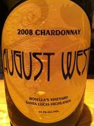 August West Rosella's Vineyard Chardonnay 2008