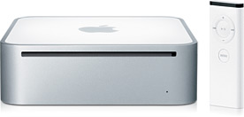 Apple新製品:Intel「Mac mini」・「iPod Hi-Fi」、「iPodレザーケース」