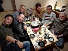 CW ragchewer's meeting at Machida