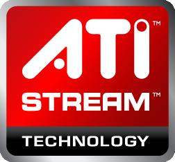 ATI Stream technology and cyber link company