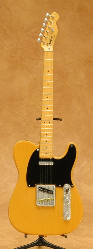FTOYS Fender Guiter Collection TELECASTER編