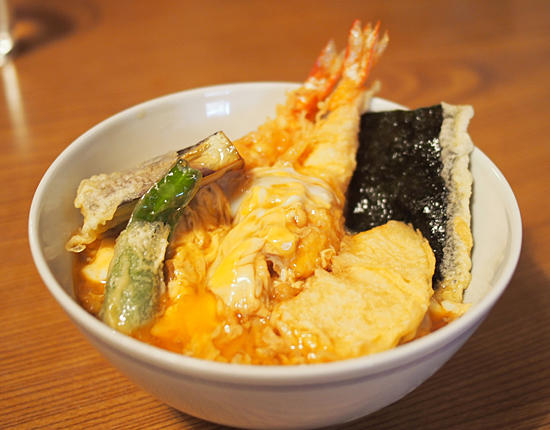 ���'� ���� ������ �V�Ղ� �� �V�� �V�ǂ� Increments fox tempura bowl tendon �摜