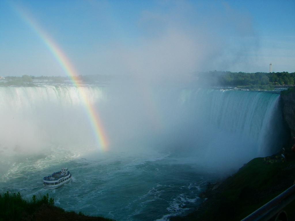 Niagara-On-The-Lakeにて