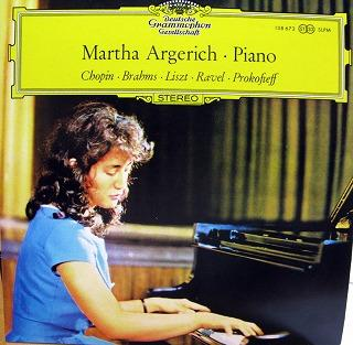 Martha Argerich, The Collection, Vol. 1: The Solo