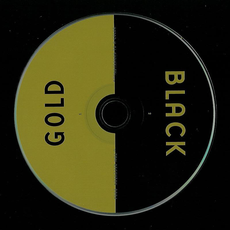"Tom Recchion/ Soundtrack To A Color ""Gold & Black"""