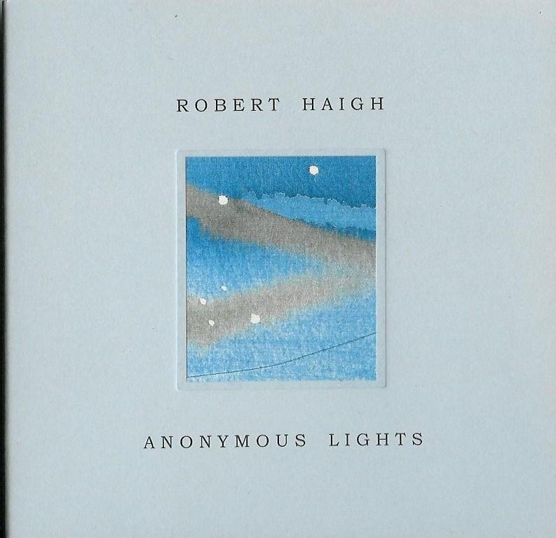 スライドする記憶 @ Robert Haigh / Anonymous Lights