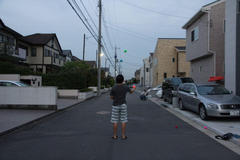 Practice of Juggling ジャグリング練習