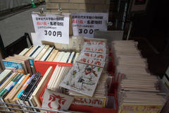 Secondhand bookstores 神田古本屋街