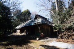 an old private house 古民家