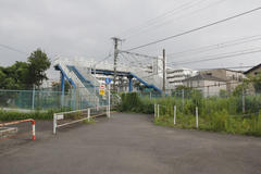 Pedestrian bridge 歩道橋