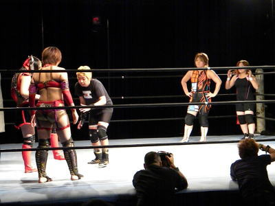 【10.17 OSAKA女子】 DAIJO LAST FIGHT 2010