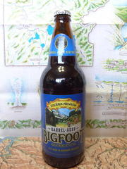 Sierra Nevada Bigfoot Bourbon Barrel�@�V�G���l�o�_�@�A�����J