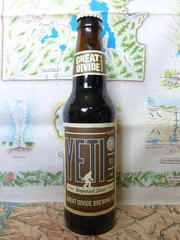 Great Divide Yeti Imperial Stout�@�O���C�g �f�B�o�C�h�@�A�����J