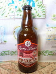 Lucky Bucket Belly Flop Strawberry Blonde�@���b�L�[�o�P�b�g