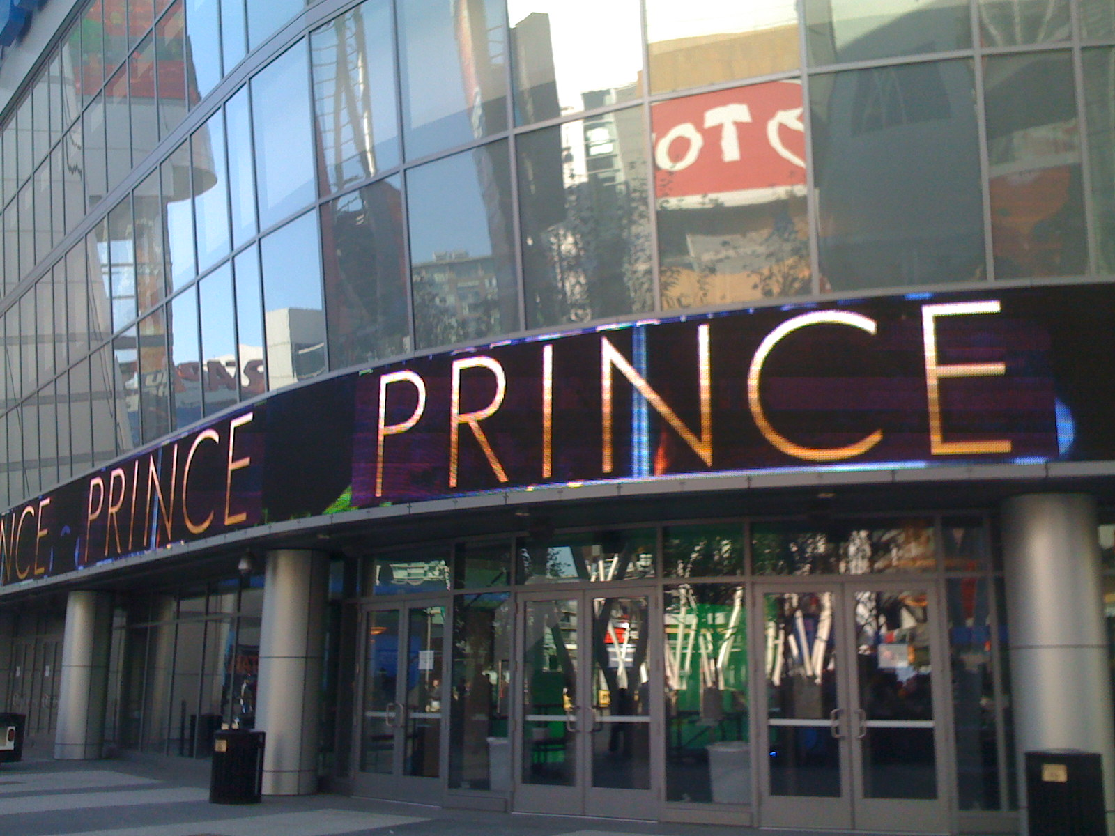PRINCEライブ参加報告 in L.A.
