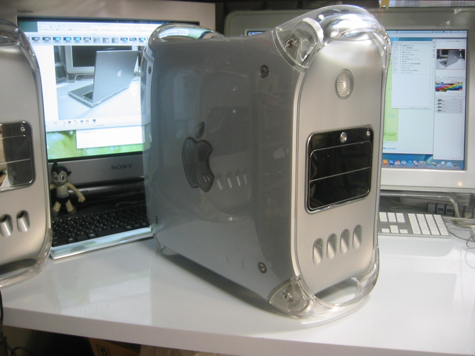 MDDとMacPro・・・。