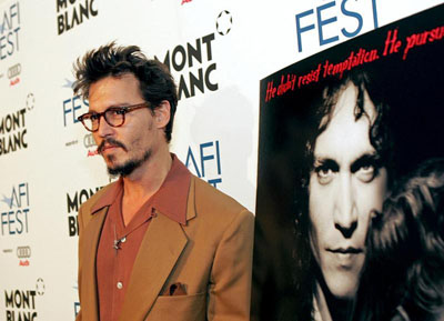 DEPP'S ROMPS WORRY HISTORIC HOME OWNERS