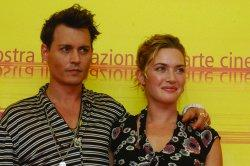 Depp, Winslet take plunge on 'Deep Sea 3D'