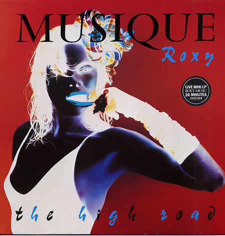 Roxy Music / THE HIGH ROAD 1983
