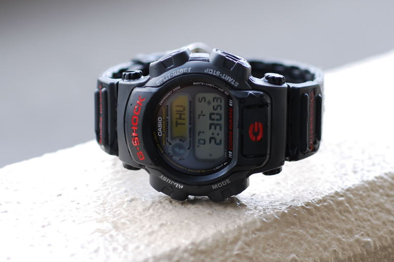 CASIO G-SHOCK DW8500