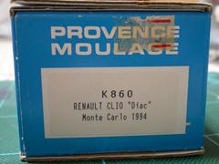 Provence Moulage   RENAULT CLIO (その1)