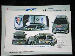 Provence Moulage RENAULT CLIO (その3)