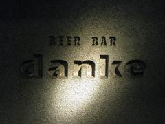 Beer Bar danke