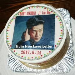 HAPPY BIRTHDAY チ・ジニ様2017.6.24