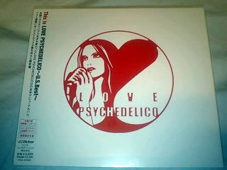 THIS IS LOVE PSYCHEDELICO -U.S.Best-