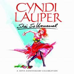 She's So Unusual 30th Anniv. Edition  Cyndi Lauper