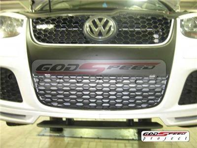 06-09 vw golf gti mk5 mkv 2.0T intercooler kit