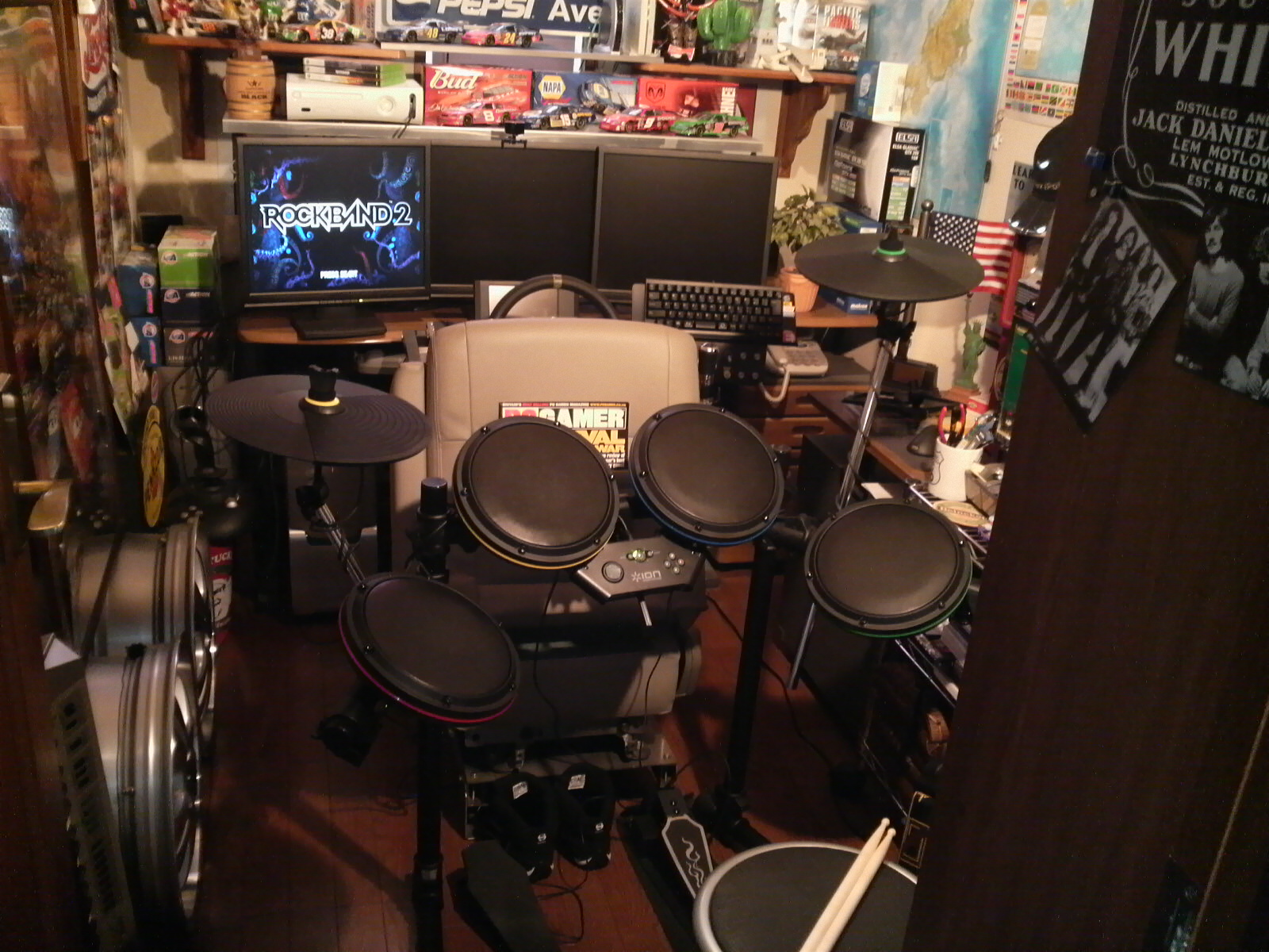 ION Drum Rocker その後�@