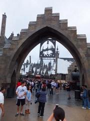 Journey of the Wizarding World of Harry Potter その1