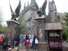 Journey of the Wizarding World of Harry Potter その2