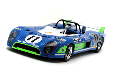 LeMans 1973「マトラ・シムカ MS670B #11」MINICHAMPS 1/43