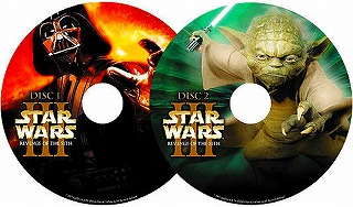 STARWARS EPISODE�V DVD 2005/11/23 発売
