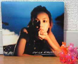 wyolica「almost blues」