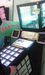 ゲーセンで音ゲー「jubeat ripples」「Dance Dance Revolution」