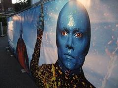 「BLUE MAN GROUP IN TOKYO」がすっごい楽しかった