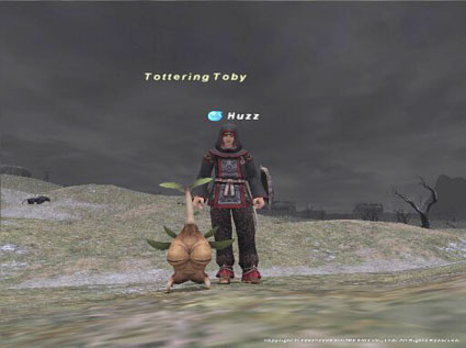 Tottering Toby