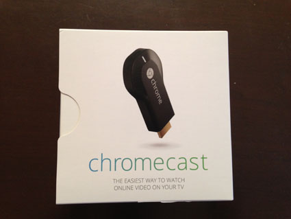 日本未発売 Google Chromecast HDMI ストリーミング Media Player